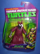 "SPLINTER 4"" Teenage Mutant Ninja Turtles TMNT Nickelodeon by Playmates"
