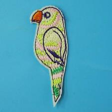 Animal Little Bird Badge Iron on Sew Patch Biker Applique Embroidery Cute Nature
