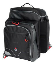 Roswheel 28L LIGHTWEIGHT DOUBLE PANNIER BAG rear bike bicycle cycle