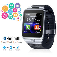 Indigi® Unlocked Android OS SmartWatch+Phone + Bluetooth Sync & Built-In Camera