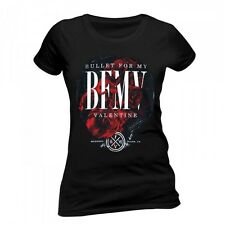 T-shirt Bullet For My Valentine - Valentine Flowers - Femme
