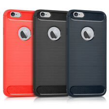 TPU SILICONE CASE FOR APPLE IPHONE 6 6S SOFT COVER SILICON PROTECTION MOBILE