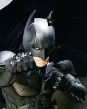 Christian Bale Poster or Photo Punching Stance the Dark Knight Batman