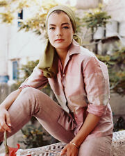 Romy Schneider Color Poster or Photo