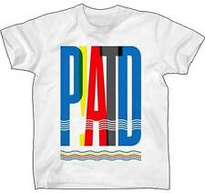 PANIC AT THE DISCO - PATD Overlap  T SHIRT S-M-L-XL-2XL Brand New Official Shirt