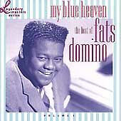 My Blue Heaven: The Best of Fats Domino by Fats Domino CD & PLASTIC SLEEVE ONLY