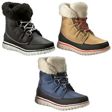 SOREL WOMENS COZY CARNIVAL WINTER BOOTS NEW LADIES CASUAL WATERPROOF SNOW SHOES