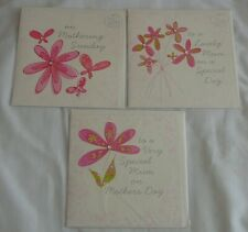 MOTHERS DAY CARD MUM OR GENERAL BELLY BUTTON CONTEMPORARY DESIGN 3 LARGE DESIGNS