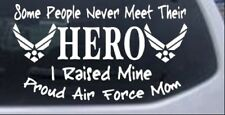 Hero Proud Air Force Mom Car or Truck Window Laptop Decal Sticker 8X4.5