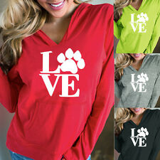 Summer Women Hooded Hoodie Casual Sweatshirt Jacket Lady Jumper Top Hoody Tee