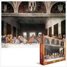 Leonardo Da Vinci The Last Supper 1000 Piece Jigsaw Puzzle by Eurographics