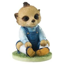 Country Artists Magnificent Meerkats George Figurine Ornament CA04525
