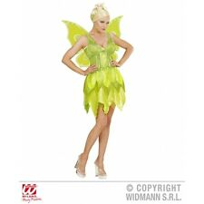 Ladies Womens Fantasy Fairy Costume Outfit for Pixie Fairytale Magic Fancy Dress