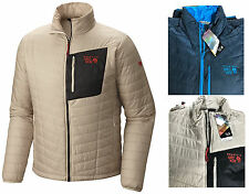 Mountain Hardwear Mens Down Jacket Thermostatic Full Zip Thermal NEW Variety