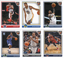 2016-17 Panini Complete Basketball - Base Cards and RC's - Pick From #'s 201-400