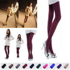 Sexy Women Lady's120D Tights Pantyhose Opaque Stocking Hosiery 10 Colors