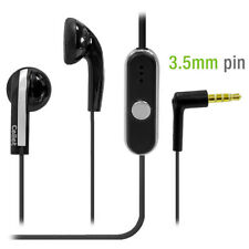 Cellet 3.5mm Stereo Hands Free Earpiece Headphones Headset Earbuds For Phones