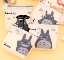 New Totoro Zip Coin Purse childrens 4 designs party bags aa79e