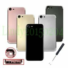 Back Rear Housing Battery Door For iPhone 6 5.5 Replacement to  iPhone 7 5.5""