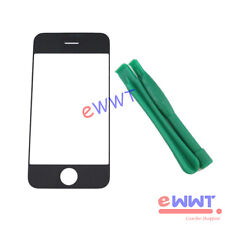 Replacement Outer Lens Cover Top LCD Screen Glass + Tools for iPhone 2G VWGS027