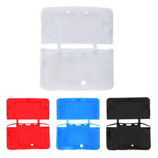 Soft Silicone Gel Rubber Protective Shell Skin Case Cover For Nintendo New 3DS