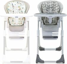 Joie MIMZY LX HIGHCHAIR Baby/Toddler Feeding Adjustable/Recline 6m+