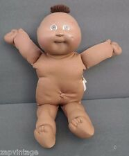 VTG 1978/82 CABBAGE PATCH KIDS Black African American BABY Patch Of Hair