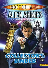 DOCTOR WHO ALIEN ARMIES CARDS....BASE / BASIC CARDS  ....001 TO 180  ..CHOOSE