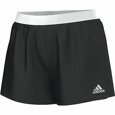 Adidas Response Gym Fitness Shorts Womens Black/White Sports Exercise Short
