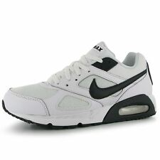 Nike Air Max Ivo Trainers Mens White/Black Sneakers Shoes