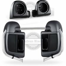 Lower Vented Fairings Speaker Pod for 2014-2017 Harley Street Road Eletra Glide