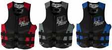 JetPilot Recruit Neoprene Dual Sized Life Jacket PFD Vest