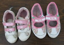 Girls Peppa Pig Shoes Size UK 9 or Peppa Pig Trainers Size UK 7 Velcro Fastening