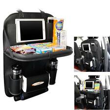 Travel Car Laptop Holder Tray Back Seat Mounted Food Table Organizer Stand Desk