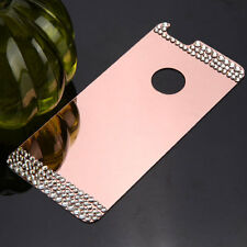 For Apple iPhone 6/6S Plus - Diamond Electroplated Back Rear Face Plate Case