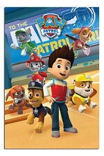 Paw Patrol Characters Poster New - Maxi Size 36 x 24 Inch