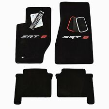 Jeep Grand Cherokee Floor Mats - SRT SRT8 JEEP- Custom Fit - 32OZ 2PLY Quality