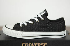 New All Star Converse Chucks low Trainers OX Eyelet 542541c Gr.42 UK 8,5
