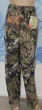 GAME WINNER Mossy Oak camouflage Eagle Pass Deluxe Camo zip off Pants,2XL or M