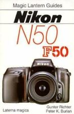 ORIGINAL NIKON N50 F50 Camera Manual -MAGIC LANTERN GUIDES,INSTRUCTION BOOK