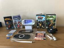 Refurbished Sony PSP 2000 Bundle in Silver + Games & Extras   Kids Crash   #4