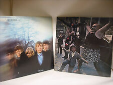 2 LP's Doors Strange Days and Rolling Stones Between the Buttons good condition
