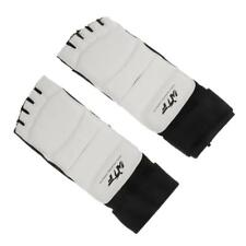 Muay Thai Taekwondo Boxing Sparring Training Feet Protector Guards Foot Gear