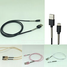 Micro USB 2.0 Fast Quick Charge Over 2A Data Charging Cable For Android Phone