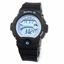 Casio Baby-G Ladies Digital Watch Sport Black BG-6903-1D
