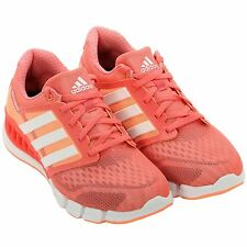 ADIDAS ESSENTIALS WOMENS CLIMACOOL RUNNING TRAINERS SIZES 4-6.5 PINK SHOES