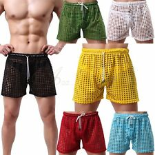 Mens Boardshorts Surf Board Swim Wear Beach Sports Breathable Trunk Shorts Pants
