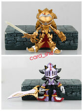 SIR LANCELOT & EXCALIBUR SONIC The Hedgehog And Black Knight Action Figures Gift
