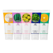 [HOLIKA HOLIKA] Daily Fresh Cleansing Foam 150ml 5 Type / Korea cosmetic
