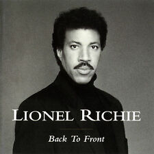 LIONEL RICHIE -  BACK TO FRONT - 16 GREATEST HITS - NEW / SEALED CD - UK STOCK